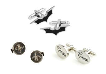View our cufflinks