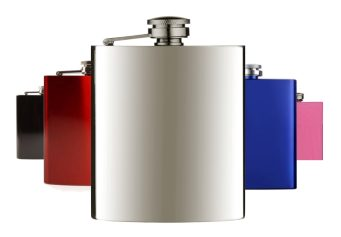 View our hip flasks