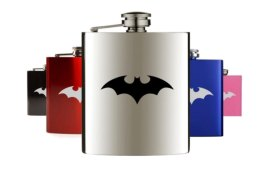 Novelty hip flasks
